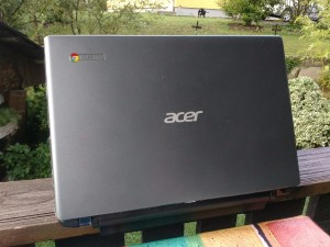 Produkt Acer Chrome Book c710